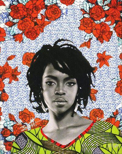 Makeba Rainey, 'Lauryn Hill', 2018