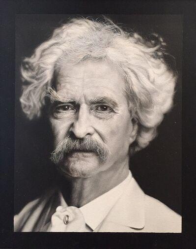 Otto Duecker, 'Mark Twain', 2017