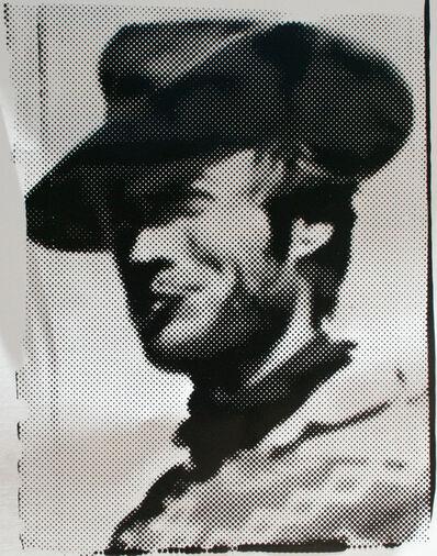 Billy Schenck, 'Clint #9 '
