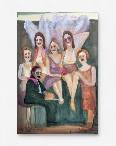 Genieve Figgis, 'Till our daddy comes home', 2018
