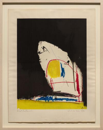 Robert Motherwell, 'Capriccio', 1961