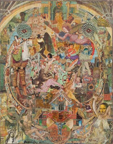 Anne Grgich, 'The Gods of Love', 2017