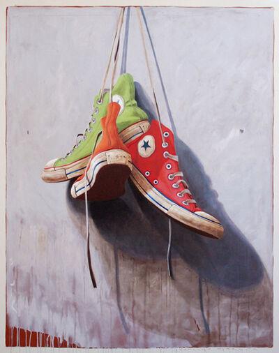 Santiago Garcia, 'Converse #1006', 2018