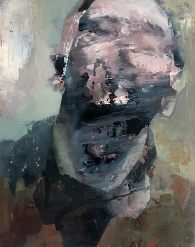Cian McLoughlin, 'Self-portrait'