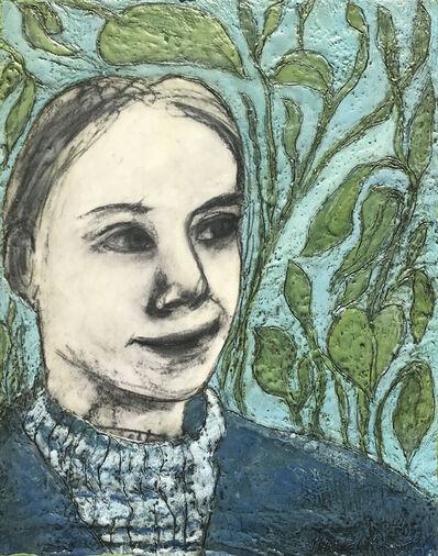 Marcie Wolf-Hubbard, 'Greta Cares ', 2021