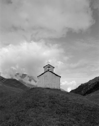 Hélène Binet, 'Chappelius 02, Vals Valley, Switzerland', 2008
