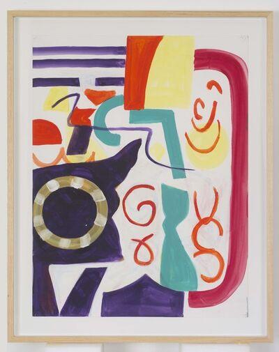 Shirley Jaffe, 'Untitled', ca. 2000