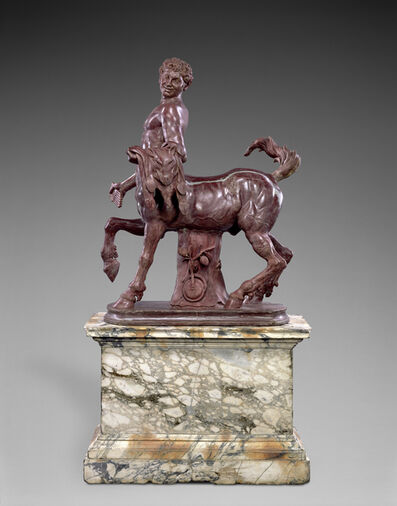 'Statue of a Centaur with its Base',  1700 -1800