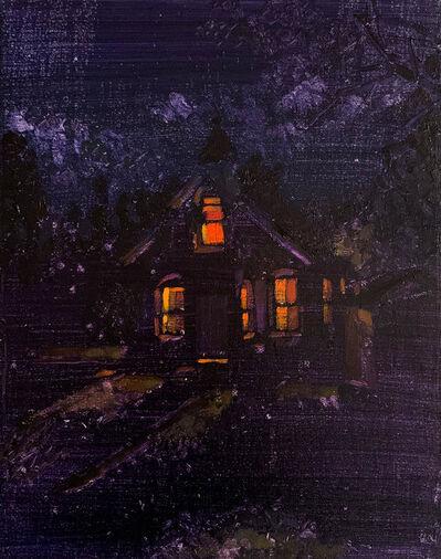 Keiran Brennan Hinton, 'Nighttime Rain', 2020
