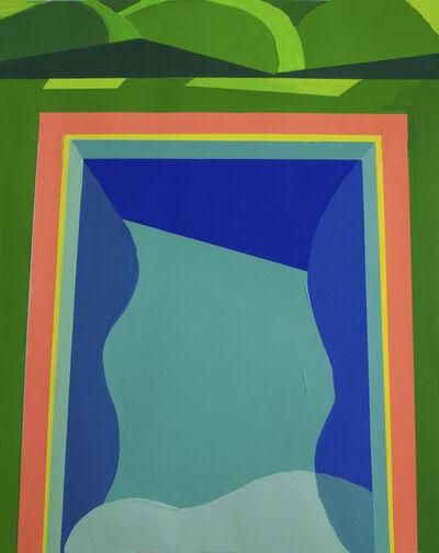 Monica Bernier, 'Pool Study II', 2018