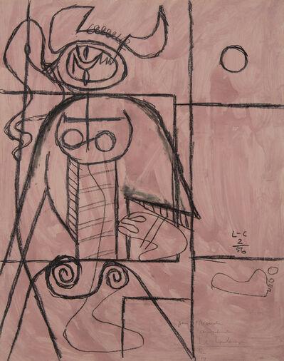Le Corbusier, 'Taureau', 1959