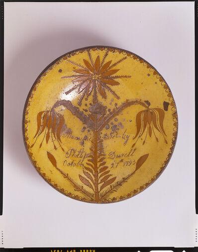 Phillip Durell, 'Dish; Elizabethtown', 1793