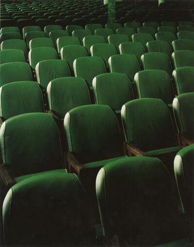 Andrew Moore, 'Sillas Verdes'