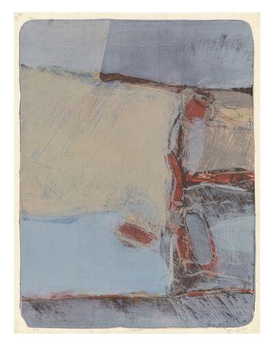 George Miyasaki, 'Comp 25', 1958