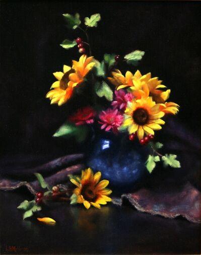 Lynne B. Mehlman, 'Sunflowers', 2019