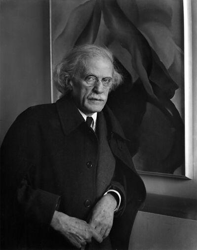 Imogen Cunningham, 'Alfred Stieglitz', 1934-printed later