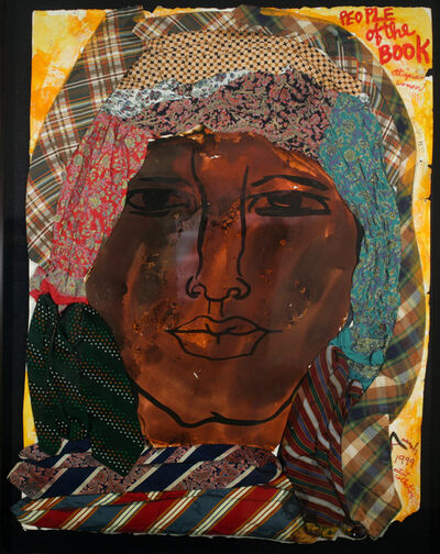 Aminah Brenda Lynn Robinson, 'People of the Book: Ethiopian Woman', 1999