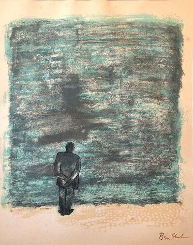 Ben Shahn, 'Mornings by the Sea', 1968