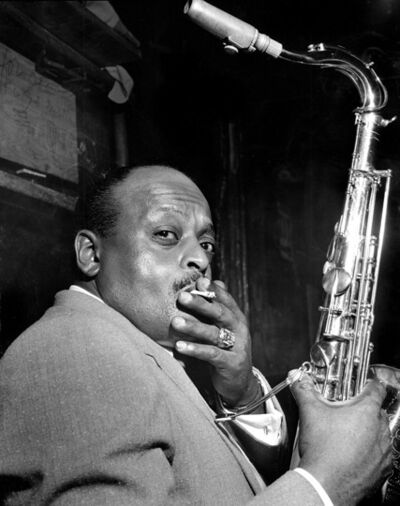 Herman Leonard, 'Ben Webster, Birdland, New York', 1950
