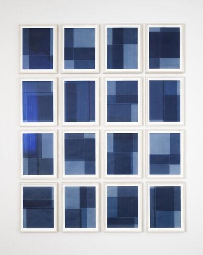 Julia Mangold, 'Untitled - 0201...0216', 2015