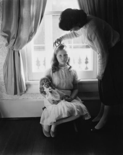 Sally Mann, 'Untitled, At Twelve Series (Jennifer, Mother, and Hair Bow)', 1983-1985