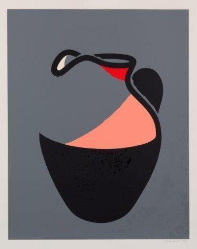 Patrick Caulfield, 'Pink Jug'