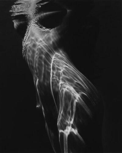 Brett Weston, 'Underwater Nude', 1979