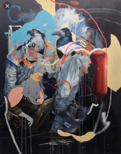 Joram Roukes, 'Heavy Turbulence'