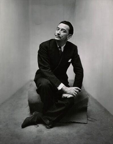 Irving Penn, 'Salvador Dali (2 of 3)', New York; 1947