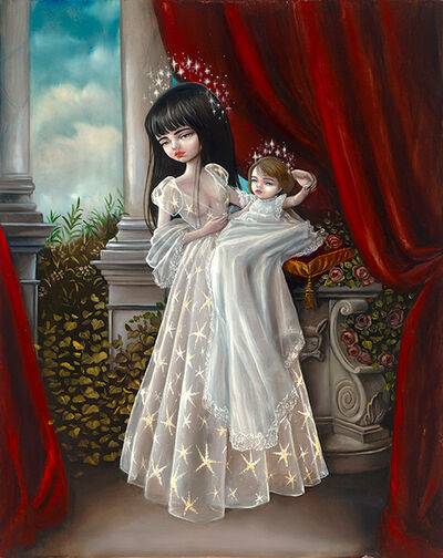 Kukula, 'And all the stars', 2019