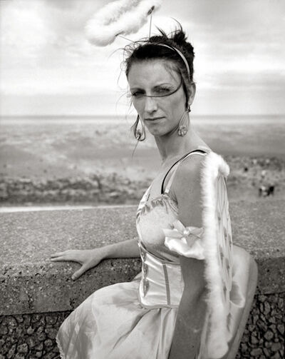 Sheila Rock, 'Angel on the Beach'