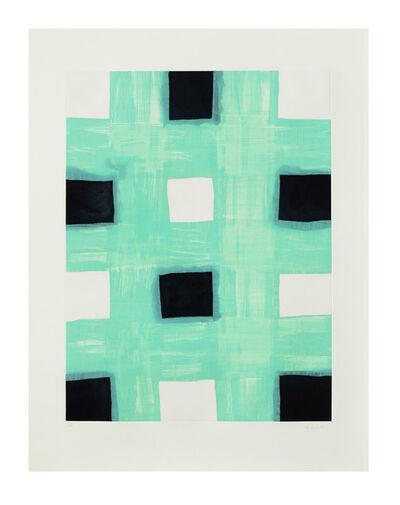 Mary Heilmann, 'Mint Print', 1998