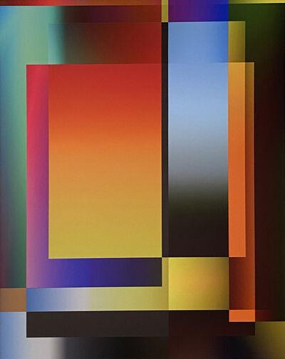 Santiago Torres (French), 'composition color', 2021