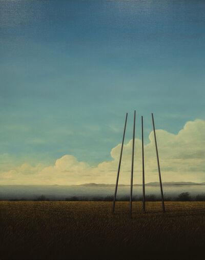 Adam Nudelman, 'An Island In Your Heart', 2017