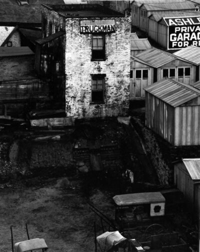 Paul Strand, 'Truckman's House, New York', 1920