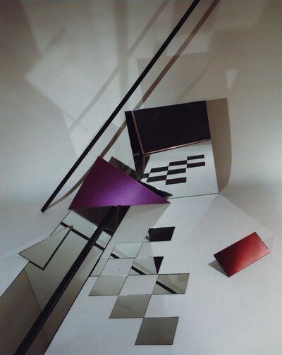 Barbara Kasten, 'Construct VIII-A', 1981