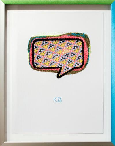 Kelly Kozma, 'Deciphering', 2015