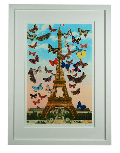 Peter Blake, 'Eiffel Tower ', 2010