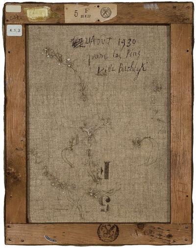 Philippe Gronon, 'Verso n°57, Composition, par Pablo Picasso, collection Musée national Picasso, Paris', 2016