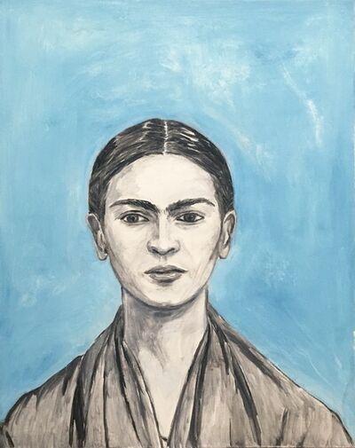 Damian Elwes, 'Kahlo Portrait', 2018