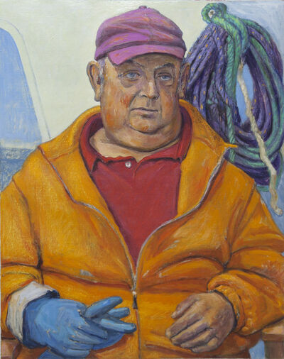 George Bartko, 'Alvin Oxton', 2010-2011