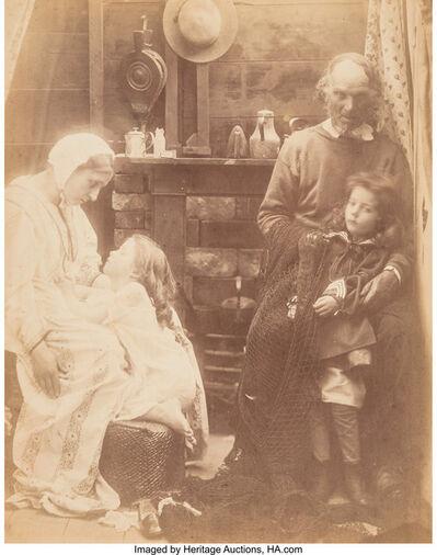 Julia Margaret Cameron, 'Pray God Bring Father Safely Home', 1874