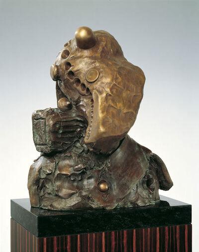 Jonathan Meese, 'Elephant Man träumt von Dir', 2007