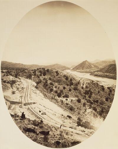 William Henry Jackson, 'Embudo, New Mexico', 1881-1896