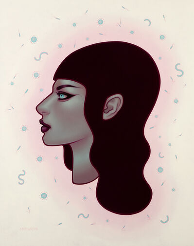 Tara McPherson, 'The Difference Between Here and There', 2016