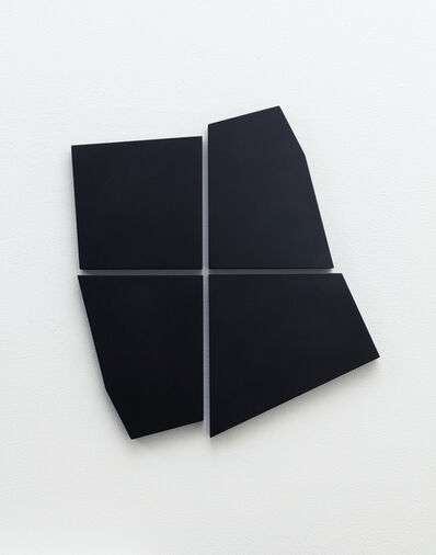 Manfred Mohr, 'P-303_12', 1980-1981