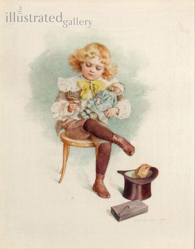 Maud Bogart Humphrey, 'Little Physician', 1897