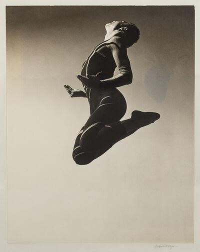 Barbara Morgan, 'Use Litter Basket, 1939 and Merce Cunningham - Totem Ancestor, 1942-1972 (a pair of works)'
