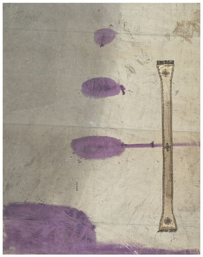 Julian Schnabel, 'Ri de Pomme II', 1988