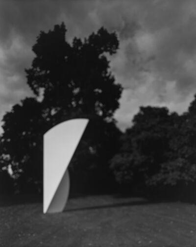 Hiroshi Sugimoto, 'Past Presence 074, White Curves, Ellsworth Kelly', 2016